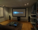 Hifihome - Audiovisual Solutions - Dolby atmos demo ruimte!