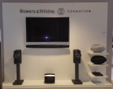 Hifihome - Audiovisual Solutions - Demowand Formation van B&W