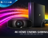 Hifihome - Audiovisual Solutions - Gratis Playstation4PRO bij aankoop van Sony Homecinema projector!