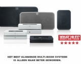 Hifihome - Audiovisual Solutions - Bluesound krijgt 5 sterren in What HiFi!
